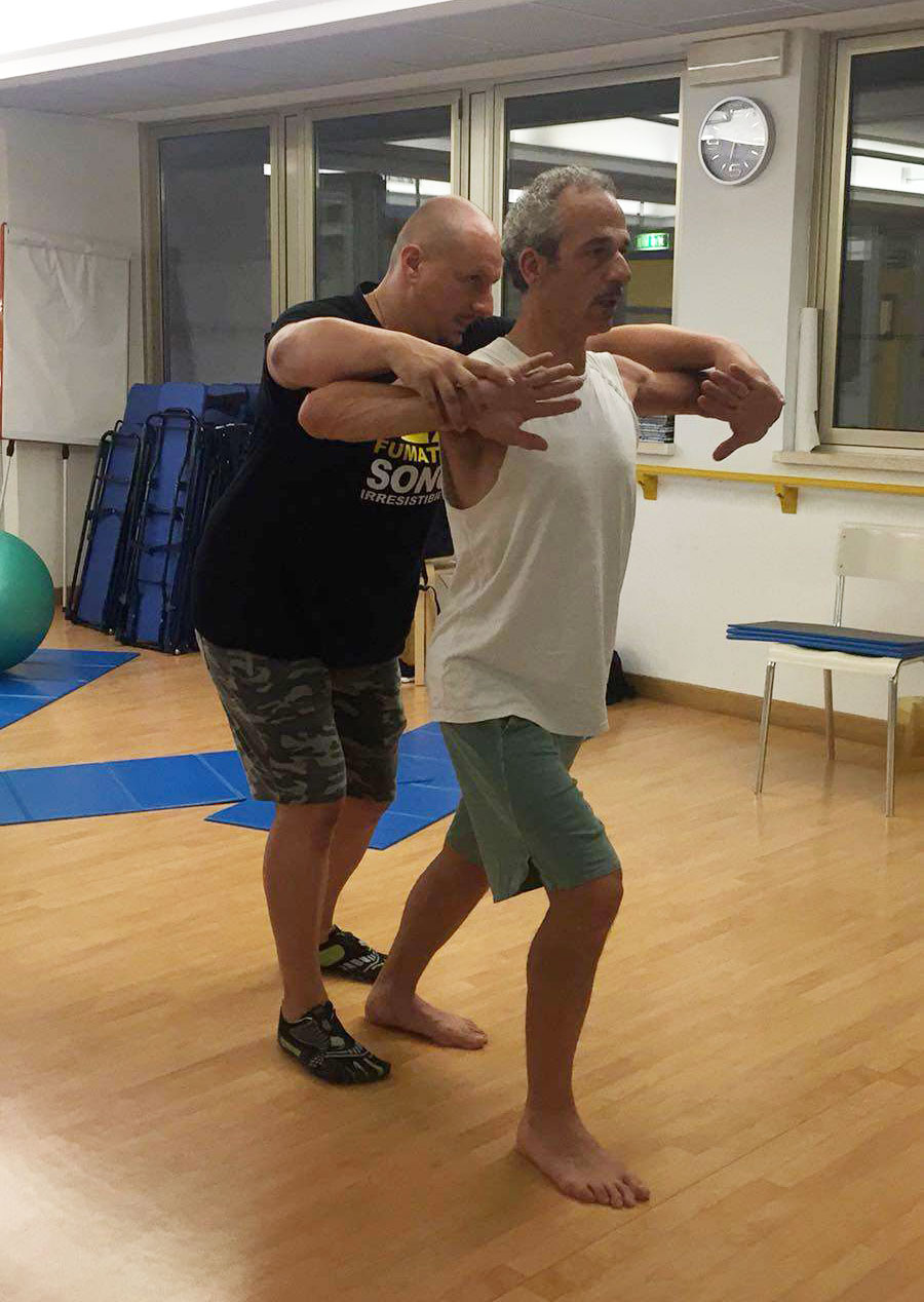 Theodoros Simadis, hypopressives master trainer